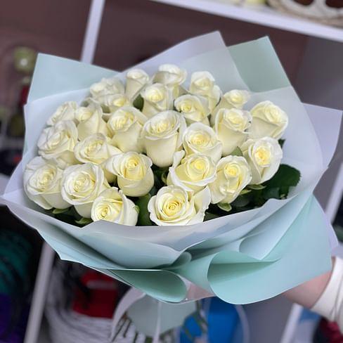"""Букет роз """"Торжественный"""" 25 роз"""