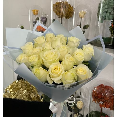 """Букет роз """"Мари"""" 19 роз"""