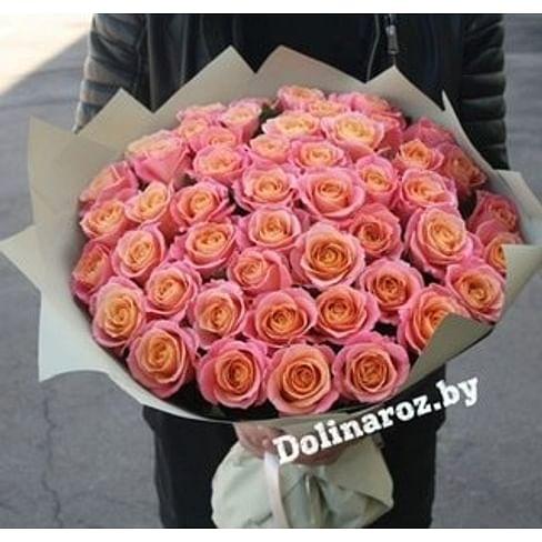 """Букет роз """"Miss"""" 51 роза"""
