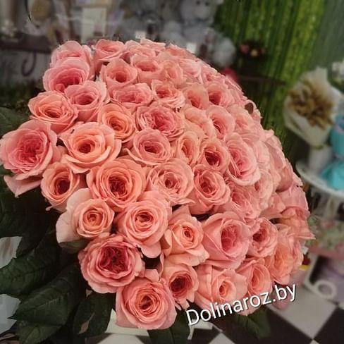 """Букет роз """"Верность"""" 51 роза"""