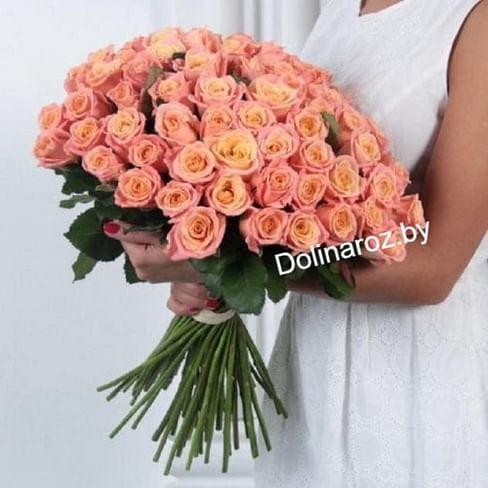 """Букет роз """"Трепетный"""" 101 роза"""