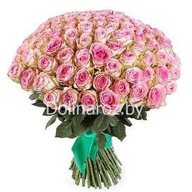 """Букет роз """"Есперанса"""" 101 роза"""