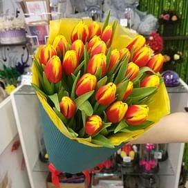 """Букет тюльпанов """"Весна пришла"""""""