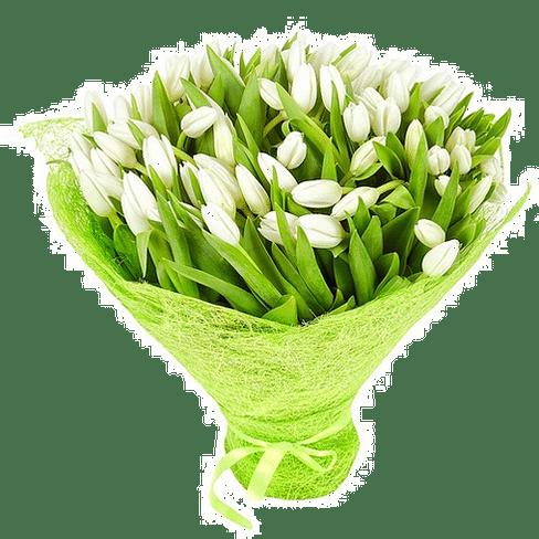 """Букет тюльпанов """"Утро"""""""