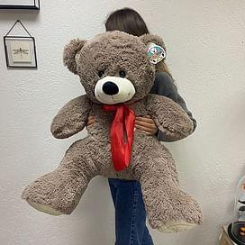 """Медведь """"Феликс"""" (100 см) Сидя 60 см"""