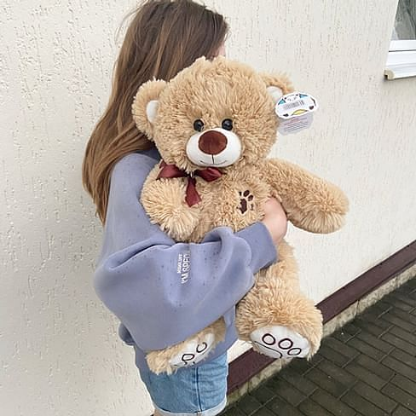 """Медведь """"Топтыжка"""" (65 см) Сидя 38 см"""