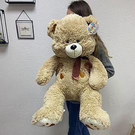 """Медведь """"Френк"""" (100 см) Сидя 60 см"""