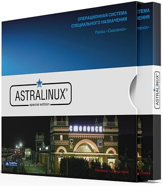 Astra Linux РусБИТех Special Edition