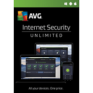 AVAST Software AVG Internet Security AVAST Software (лицензия на 1 год), 1 PC, isc-1-12m