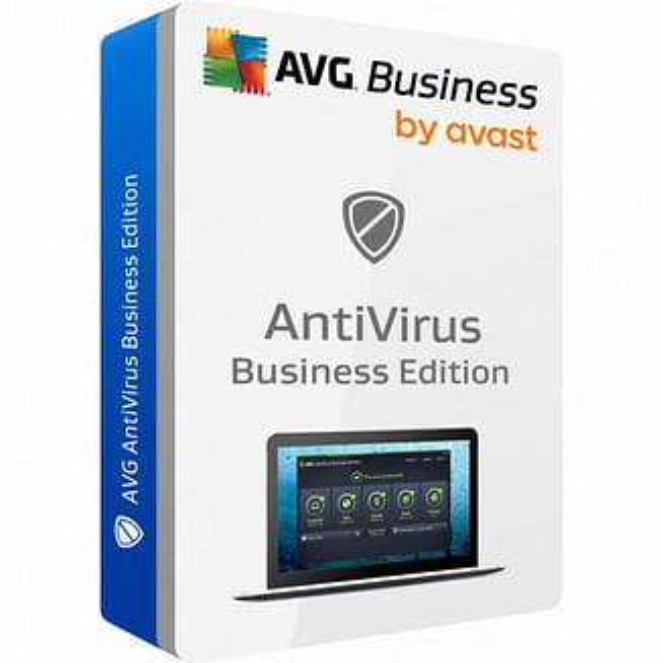 AVAST Software AVG Antivirus Business Edition AVAST Software (лицензия, Per License на 1 год)