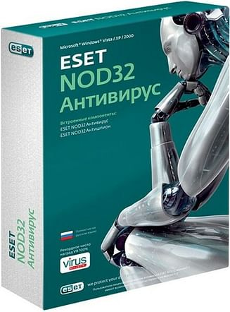 Лицензия ESET NOD32 Gateway Security для Linux ESET FreeBSD на 1 год, for 25 users