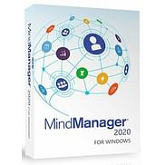 Corel Corporation Mindjet MindManager 2020 Corel Corporation (лицензия Single, Electronic Delivery), for Windows