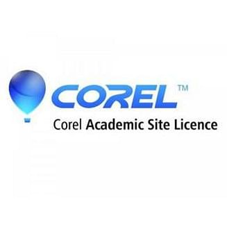 Corel Academic Site License Level 2 Corel Corporation 2 One Year < 500 Students