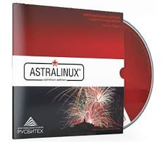Astra Linux РусБИТех Common Edition