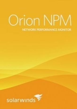 SolarWinds Network Performance Monitor SL100 SolarWinds (up to 100 elements) - License with 1st-Year Maintenance