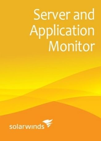 Server & Application Monitor SAM10 SolarWinds (up to 10 nodes) - License with 1st-Year Maintenance