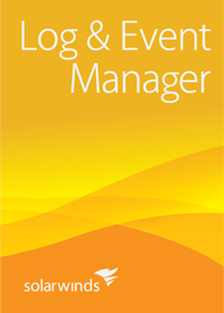 SolarWinds Security Event Manager SolarWinds (formerly LEM)-SEM30 (up to 30 nodes) - License with 1st Year Maintenance