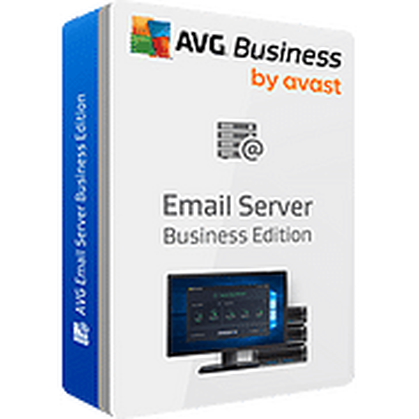 AVAST Software AVG Email Server AVAST Software (лицензия на 2 года)