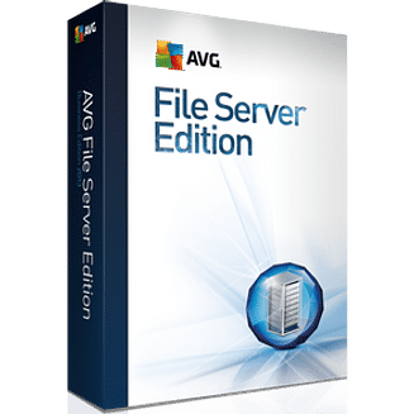 AVAST Software AVG File Server AVAST Software (лицензия на 2 года), количество PC