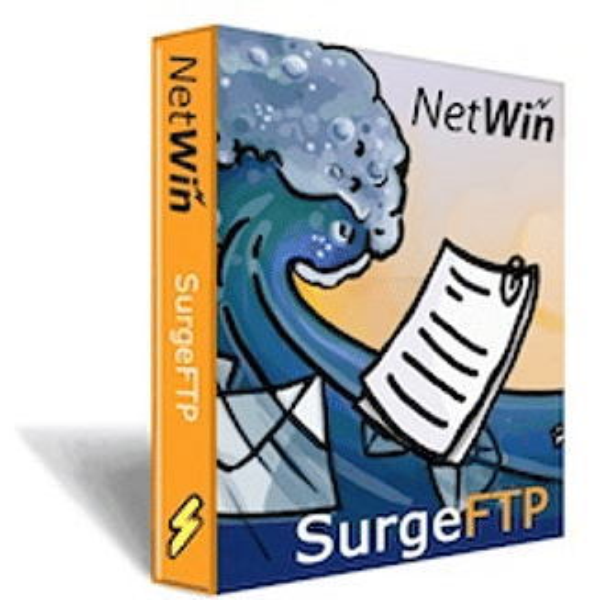 Netwin Ltd. Netwin SurgeFTP Netwin Ltd. (лицензия), 1000 пользователей