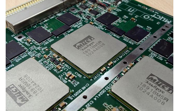 Ростех поставит РЖД 15 тысяч компьютеров на отечественных процессорах