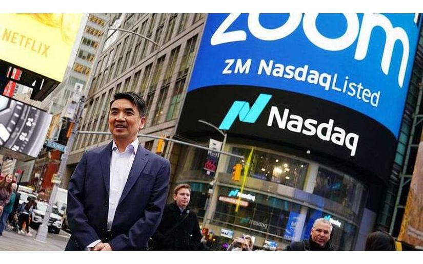Акции Zoom взлетели в цене на 41 %, компания теперь стоит дороже IBM и AM