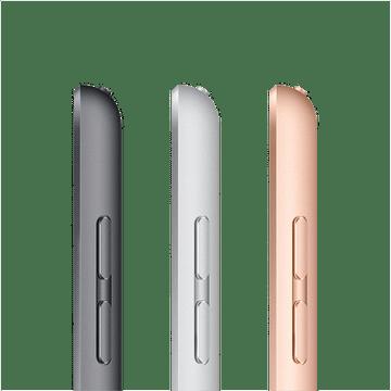 10.2-inch iPad Wi-Fi + Cellular 32GB - Silver Apple MYMJ2