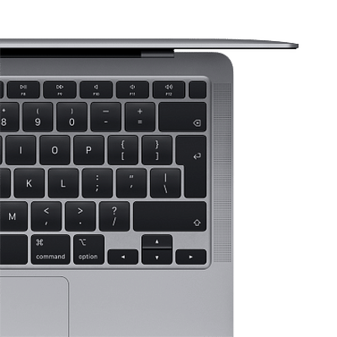 13-inch MacBook Air, Model A2337: Apple M1 chip with 8-core CPU and 8-core GPU, 512GB - Space Grey Apple MGN73