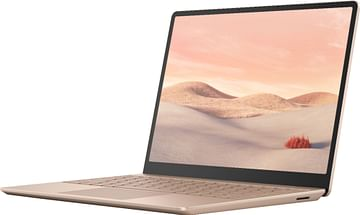 """Surface Laptop Go - 12.4"""" Touch-Screen - Intel Core i5 - 8GB Memory - 128GB SSD - Sandstone Microsoft"""