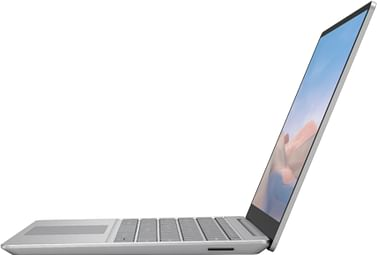 """Surface Laptop Go - 12.4"""" Touch-Screen - Intel Core i5 - 8GB Memory - 256GB SSD - Platinum Microsoft"""