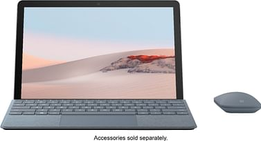 """Surface Go 2 - 10.5"""" Touch-Screen - Intel Pentium Gold Processor 4425Y - 4GB - 64GB SSD - Windows 10 Home in S mode - Platinum Microsoft"""