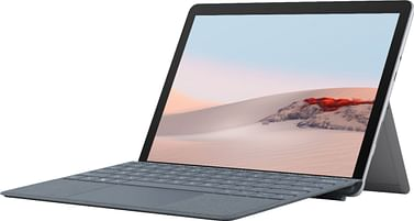 """Surface Go 2 - 10.5"""" Touch-Screen - Intel Pentium Gold Processor 4425Y - 8GB - 128GB SSD - Windows 10 Home in S mode - Platinum Microsoft"""