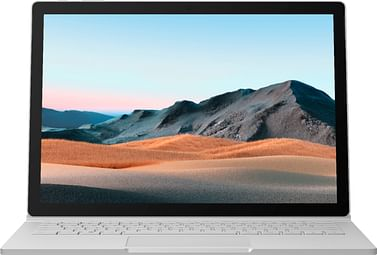 "Surface Book 3 15"" Touch-Screen PixelSense Intel Core i7 - 32GB Memory - 1TB SSD - Platinum - NVIDIA GeForce GTX 1660 Ti with Max-Q Design w/6GB GDDR6 graphics memory Microsoft"
