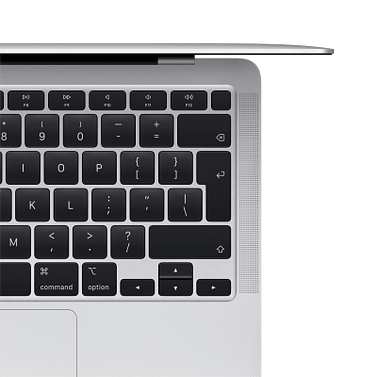 13-inch MacBook Air, Model A2337: Apple M1 chip with 8-core CPU and 8-core GPU, 512GB - Silver Apple MGNA3