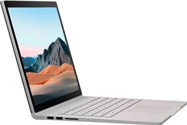 """Surface Book 3 13.5"""" Touch-Screen PixelSense Intel Core i7 - 16GB Memory - 256GB SSD - Platinum - NVIDIA GeForce GTX 1650 with Max-Q Design w/4GB GDDR5 graphics memory Microsoft"""
