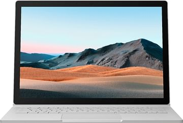 """Surface Book 3 13.5"""" Touch-Screen PixelSense Intel Core i7 - 32GB Memory - 1TB SSD - Platinum - NVIDIA GeForce GTX 1650 with Max-Q Design w/4GB GDDR5 graphics memory Microsoft"""