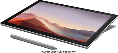 Microsoft Surface Pro 7+ 256Gb/Core i5/8Gb/Win 10 Pro/LTE (Platinum) Microsoft