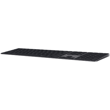 Magic Keyboard with Numeric Keypad - Russian - Space Gray Apple MRMH2