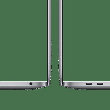 Custom 13-inch MacBook Pro, Model A2338: Apple M1 chip with 8‑core CPU and 8‑core GPU, 16gb memory, 256GB SSD - Space Gray Apple Z11B001Z4