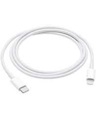 USB-C to Lightning Cable (1 m), Model A2249 Apple MX0K2ZM/A