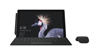 Surface Pro Type Cover (Black) Microsoft