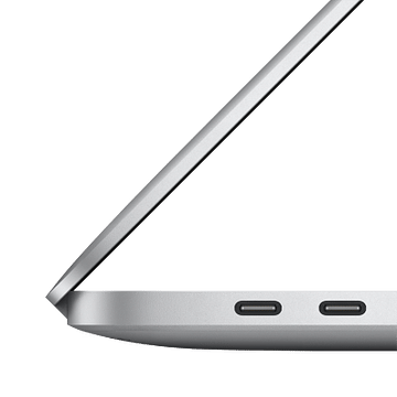 16-inch MacBook Pro with Touch Bar: 2.3GHz 8-core 9th-generation Intel Core i9 processor, 1TB - Silver, Model A2141 Apple MVVM2RU/A