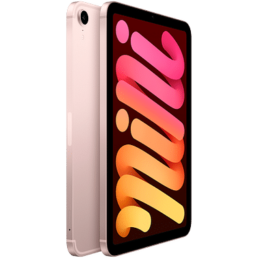 IPad mini Wi-Fi + Cellular 64GB - Pink Apple MLX43RK/A
