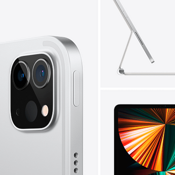12.9-inch iPad Pro Wi-Fi 512GB - Silver Apple MHNL3