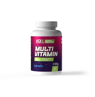 Витамин 10XNutrition Multivitamin for men 60 таблеток 10XNutrition