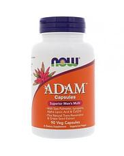 Витамины NOW Adam Superior Men's Multiple 90 капсул NOW