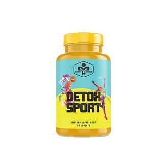 Витамины MUST Detox Sport 90 капсул MUST