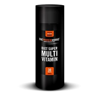 Витамины The Protein Works Diet Super Multivitamin 30 таблеток 1С данные The Protein Works