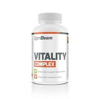 Витамины GymBeam Vitality 120 капс GymBeam