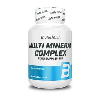 Витамины и минералыBioTechMulti Mineral Complex100 tabs BioTech